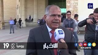 مجهولون يقتحمون حرم جامعة اليرموك ويعتدون على ممتلكاتها في إربد - (4-12-2017)