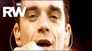 Robbie Williams | 'Let Love Be Your Energy' | Live at Knebworth: 2003