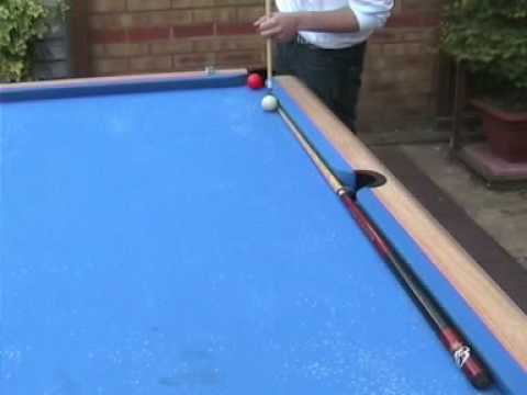 James Ballard Pool Tricks Masse Attack YouTube - Ballard pool table
