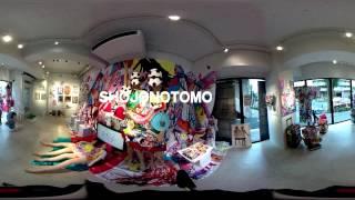 "2015""SURUNARA Y SHINAINARA N"" TAV GALLERY,Tokyo"