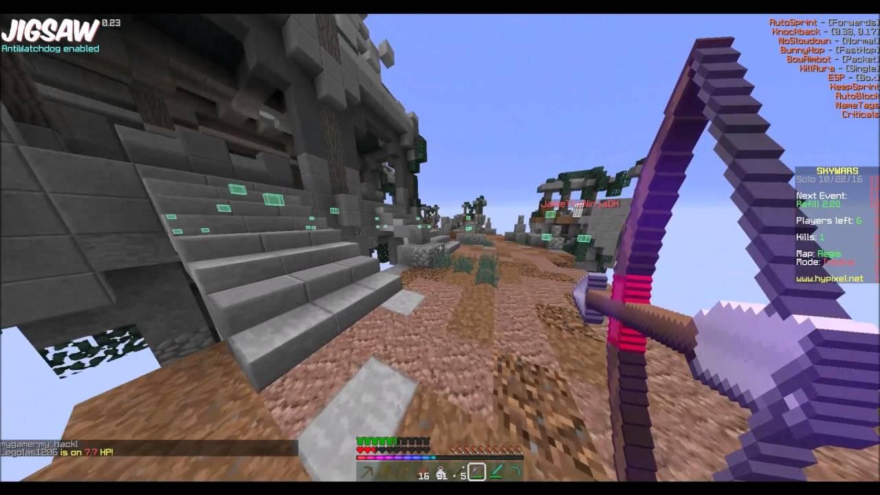 minecraft hacks downloads