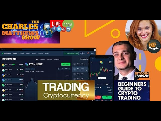 Trading Fundamentals for Bitcoin, Crypto Currency other Crypto Assets, Mindset Required for Trading!