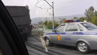 Дтп на Усть-Мане