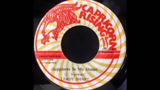 LEROY SMART - Happiness Is My Desire [1975]