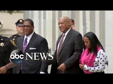 Bill Cosby faces opening arguments in sexual assault trial