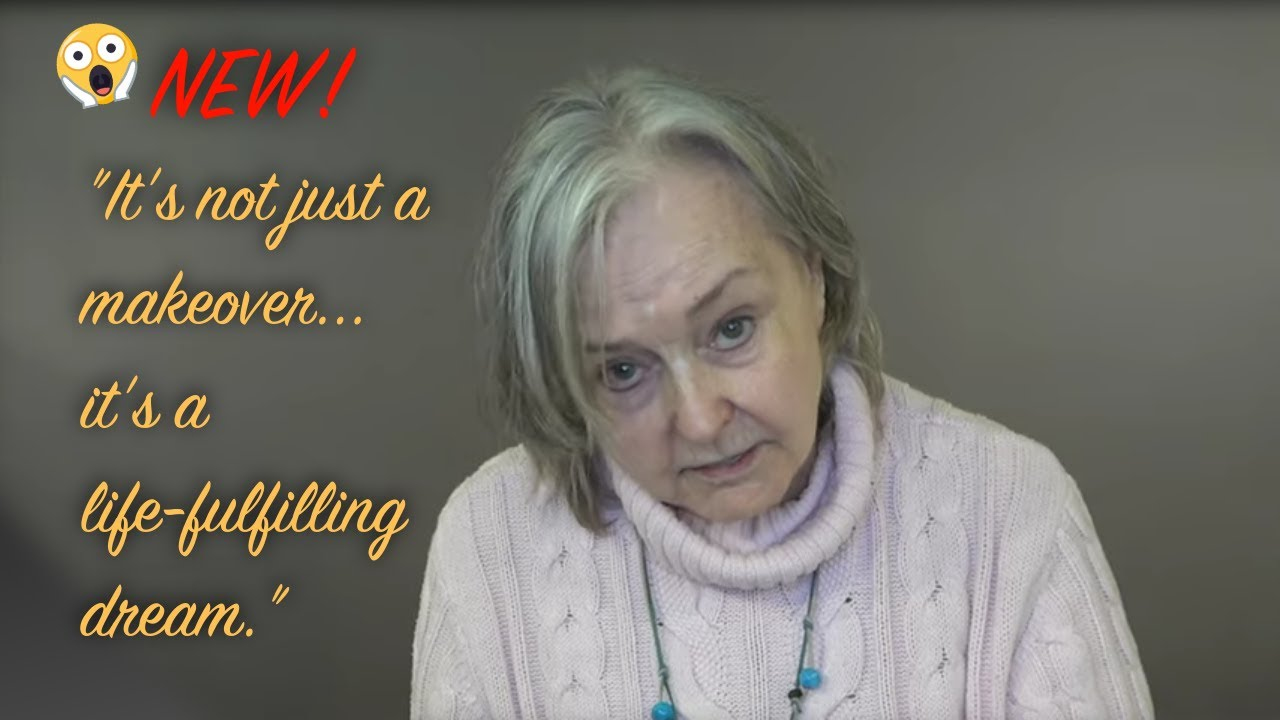 80 Year Old Transforms Her Look and Her Life: The Power of Pretty®