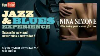 Nina Simone - My Baby Just Cares for Me - Videocover