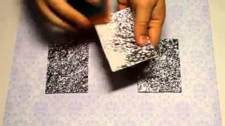 Видео-урок - Фактурный фон из фольги.mp4