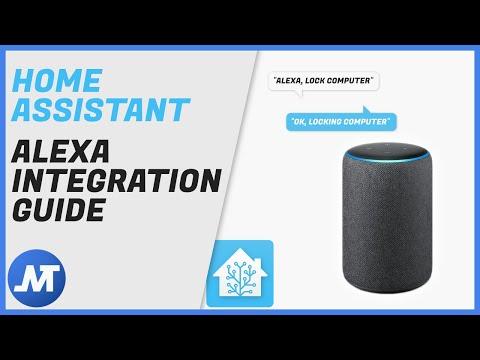 Alexa configuration