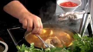 מתכון למרק בשר תימני – אדום אדום