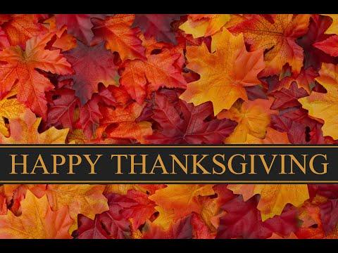 October 10, 2021 - Thanksgiving