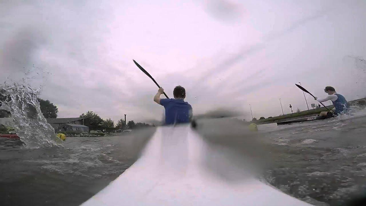 kayaking gopro studio template edit - YouTube