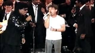 Lil Richard & Mick Jagger - I Cant Turn You Loose 1989