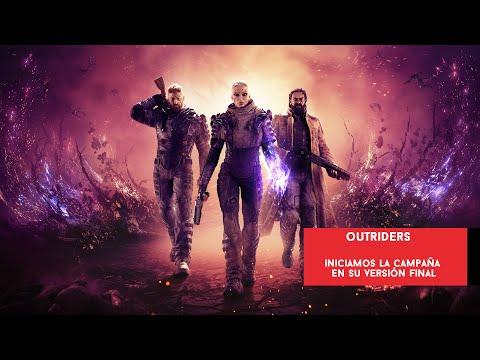 Outriders Cap #1. Iniciamos la campaña del juego completo   Gameit ES