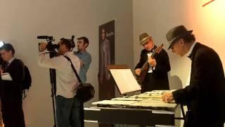 """Stewart Hoffman/Dan Ionescu Jazz Duo play """"Bag's Groove"""""""