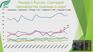 Рынок зерновых 2017/18 - Евгений Зайцев (ИКАР) - Онлайн Полевая Академия 2017
