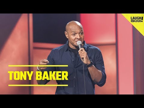 Tony Baker Describes the Worst Part About Having Teenage Sons   Just For Laughs