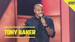 Tony Baker Describes the Worst Part About Having Teenage Sons | Just For Laughs