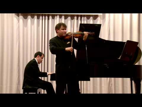 Wolfgang David & Takeshi Kakehashi: Beethoven Kreutzer Sonata