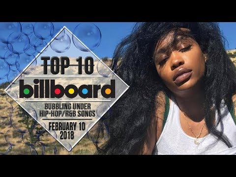 Top 10 • US Bubbling Under Hip-Hop/R&B Songs • February 10, 2018 | Billboard-Charts