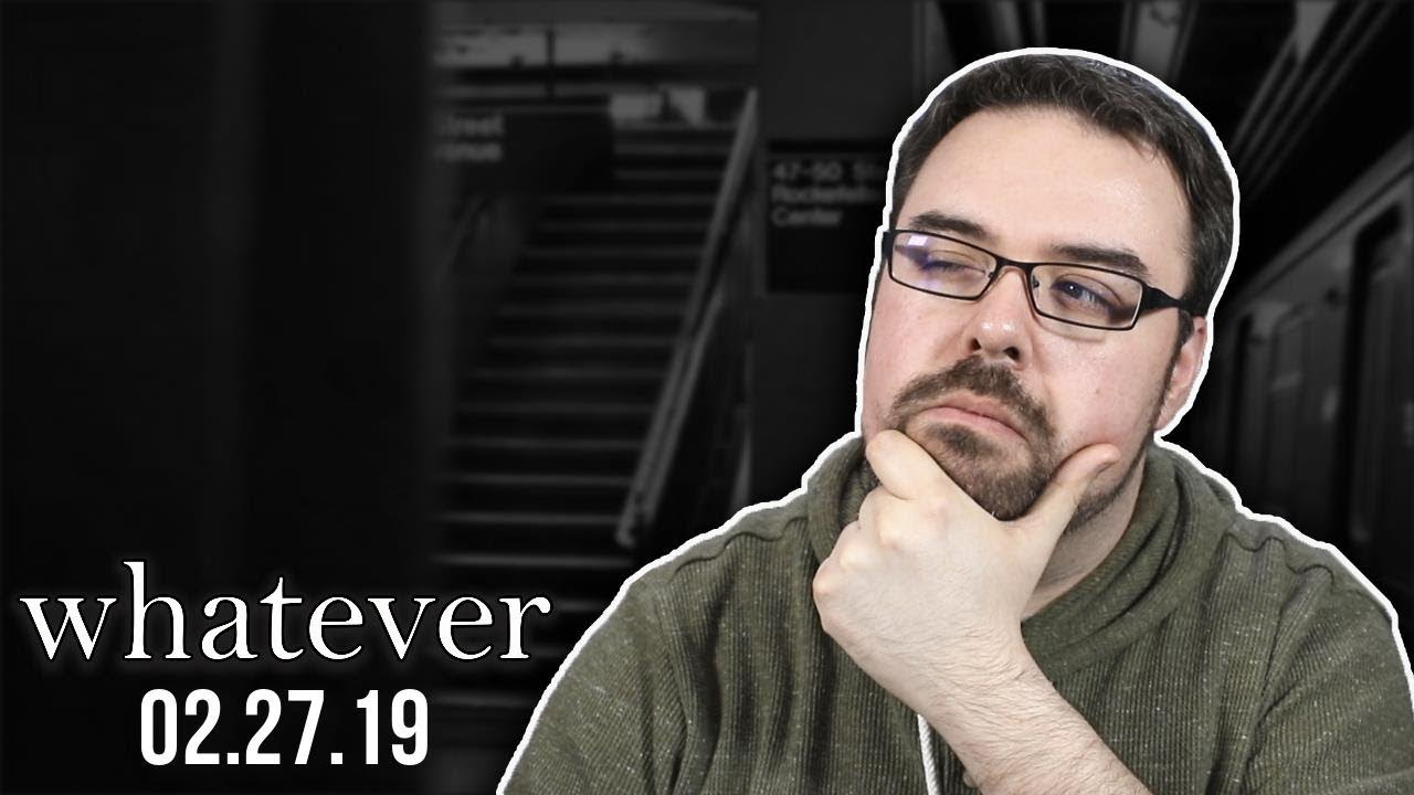 Like Herpes…the MOMO Challenge never really goes away || Whatever 02.27.19  #Trend