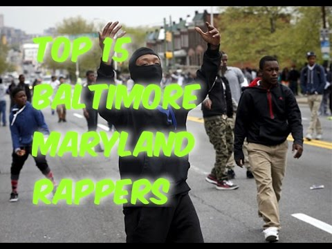 Top 15 Baltimore Rappers