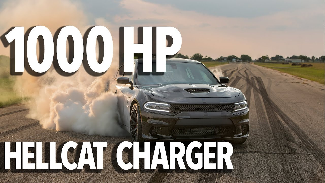 Hennessey Can Give Your Jeep Grand Cherokee Trackhawk Over