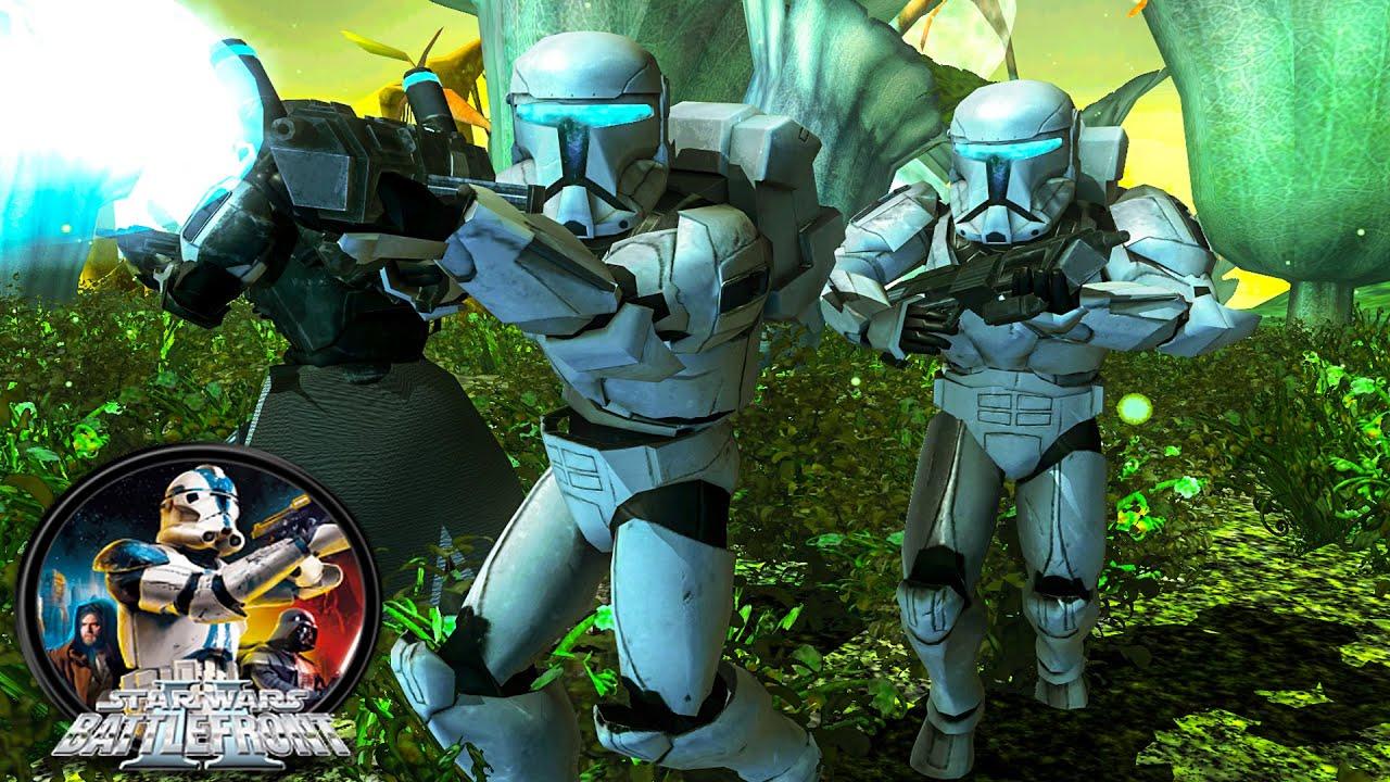 Star Wars Battlefront 2 +123 Mod