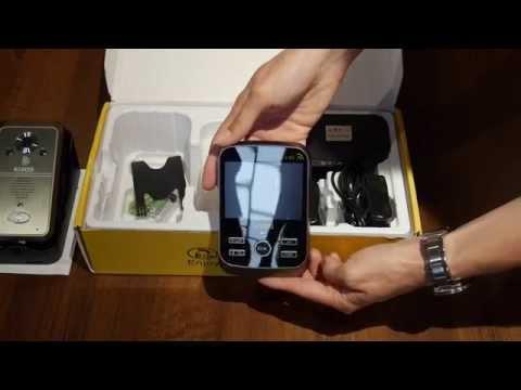 legrand egb video t rsprechanlage 2 draht doovi. Black Bedroom Furniture Sets. Home Design Ideas