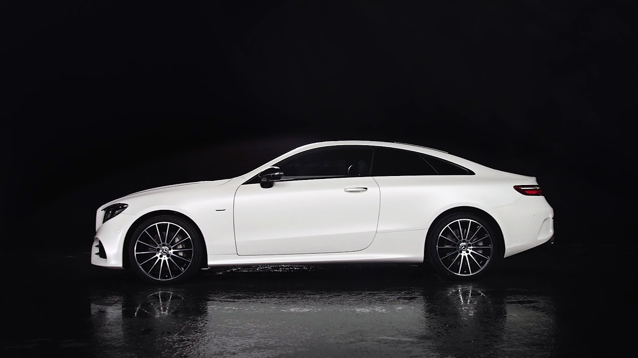 Beautiful 2018 Mercedes E400 2 Door Coupe: Visual Introduction!   YouTube