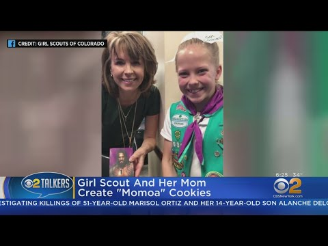 Hilary - Girl Scout is selling Jason Momoa Samoas!