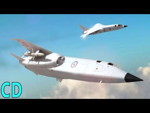 TSR.2 - The Plane Shot Down by its Own Government