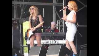 Altered Images (Clare Grogan) - Dont Talk To Me About Love - Live Bradford 25/5/13