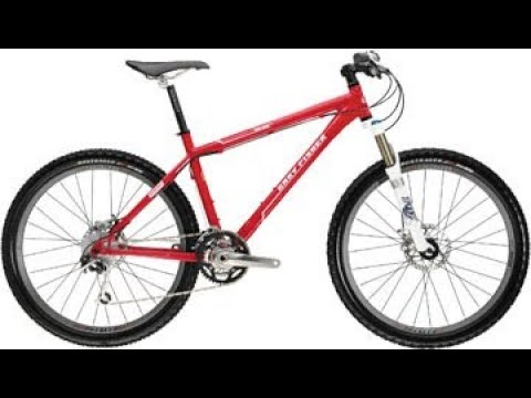 2008 Gary Fisher Big Sur Mountain Bike Overview