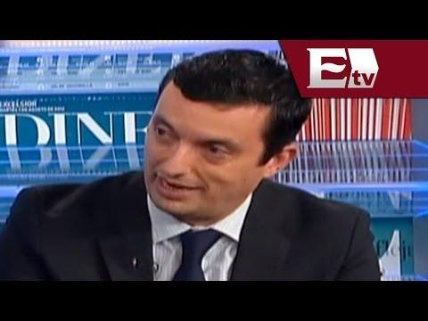 Entrevista con Eduardo Arce, director de SANOFI - PASTEUR México  / Dinero