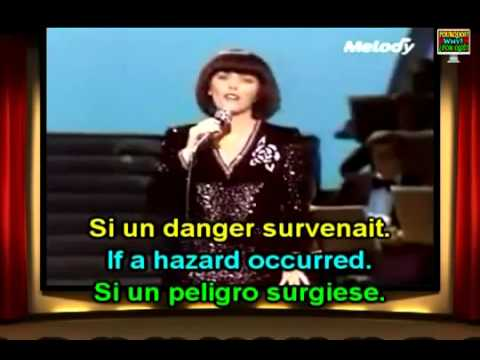 Olivia Newton-John - Amoureuse Lyrics | MetroLyrics