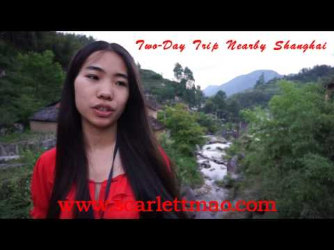Must thing to do-experiencing real China with Shanghai Private Tour Guide--Scarlett