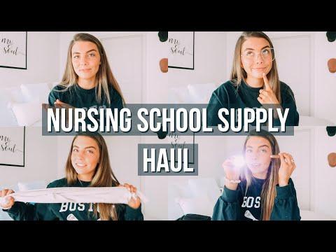 nursing-school-suppy-haul