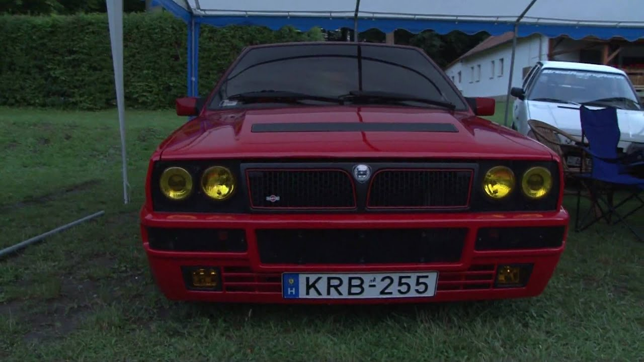 christofer 39 s lancia delta hf turbo youtube. Black Bedroom Furniture Sets. Home Design Ideas