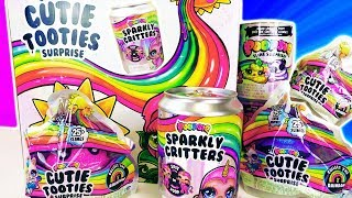 Cutie Tooties & Sparkly Critters | Einhörner & Schleim von Poopsie Slime Surprise | Werbung*