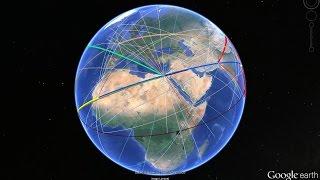 Video Ancient orbits  explain Gods, Eye of Sahara, Petra, Pyramids, Nazca, Easter i. download MP3, 3GP, MP4, WEBM, AVI, FLV Agustus 2018