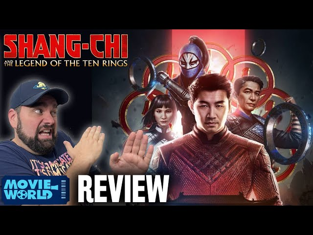 Marvel's Shang Chi - REVIEW - Don't Get Overhyped!