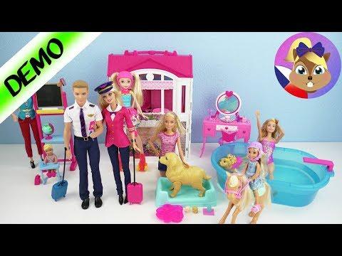 Sbírka Barbie   Kolik různých sad máme?   Ukázka