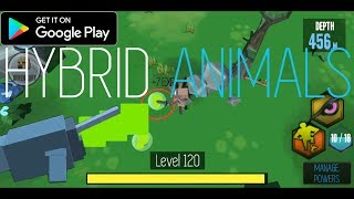 Hybrid Animals - Kreuze Tiere miteinander   Real Mobile Games Review [German][Android]
