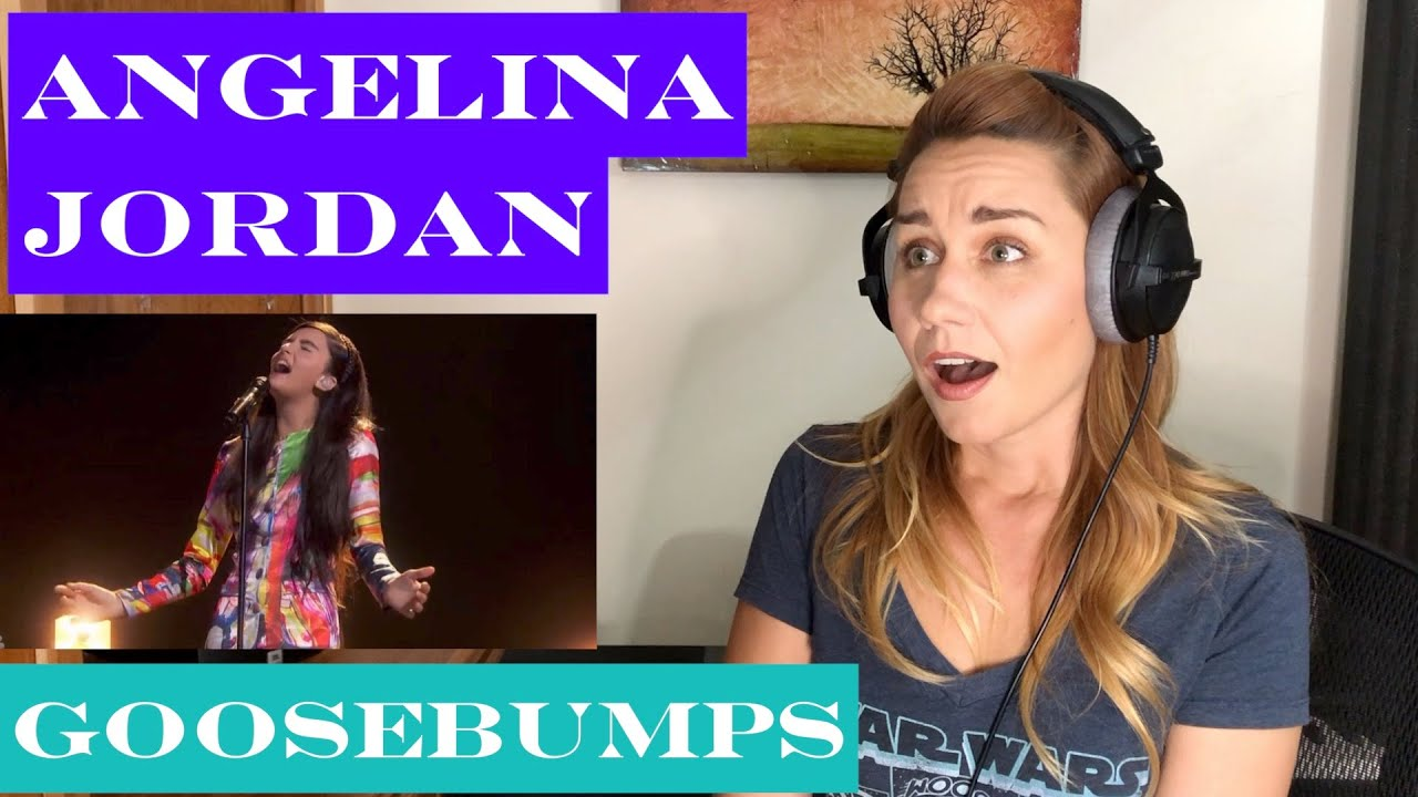 Vocal Coach/Opera Singer FIRST TIME REACTION to Angelina Jordan performing