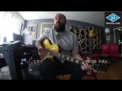 Démo Guitare Obsession : Universal Audio Ocean Way Studios Reverb