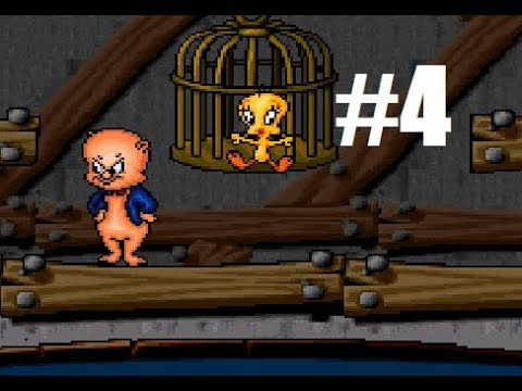 Let's Play Porky Pig's Haunted Holiday #4 - Out of Place