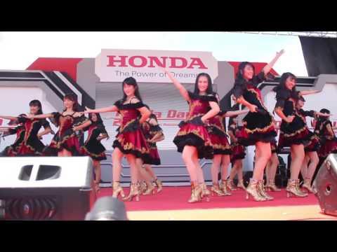[FANCAM] JKT48 Tim J @Honda Day, ICE BSD 29-10-2016