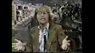 John Denver hosts on The Tonight Show ['77]