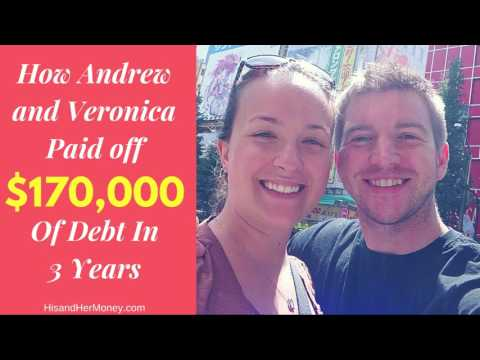 How Andrew and Veronica Kaslewicz Paid off $170,000 in 3 Years